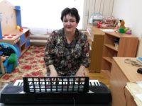 Музыкальный руководитель МОБУ ООШ №56 г. Сочи Татьяна Александровна
